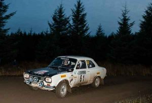 Success for club member on Roger Albert Clark Rally