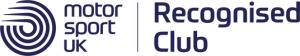 Motorsport UK Recognised Club logo